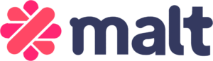 Logo réseau pro malt