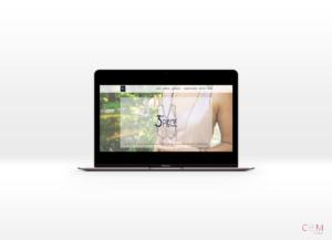 Site web de l'entreprise 3ème Pièce réalisé par Com&yoo