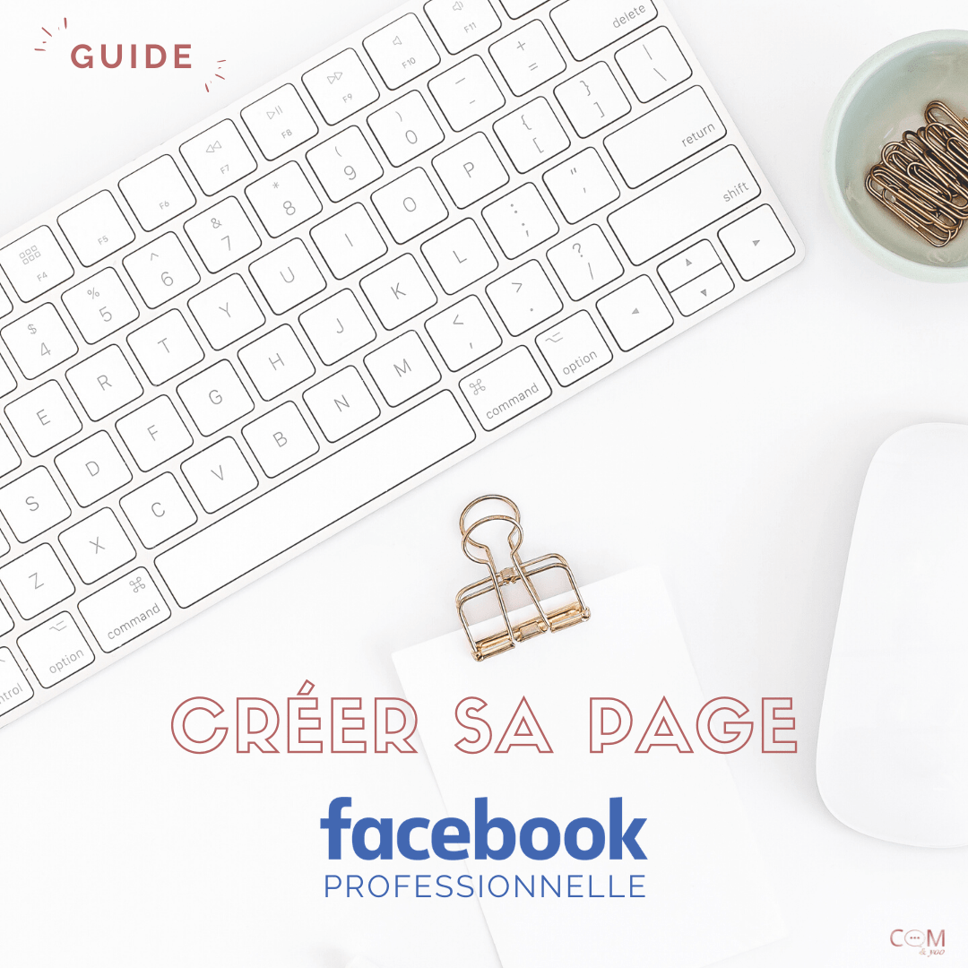 template guide page facebook
